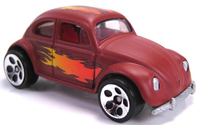 File:VW Bug flat brown HO5 wheels silver China base.JPG