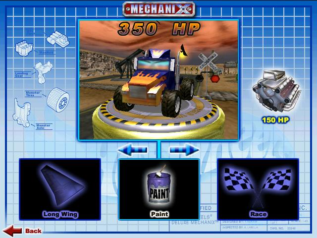 File:Long Shot was Playable in Hot wheels mechanix PC 1.JPG