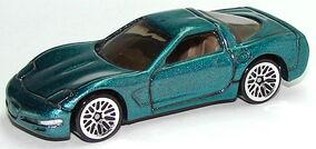 97 Corvette MtGrn