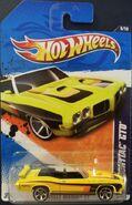 HW-2011 '70 Pontiac GTO