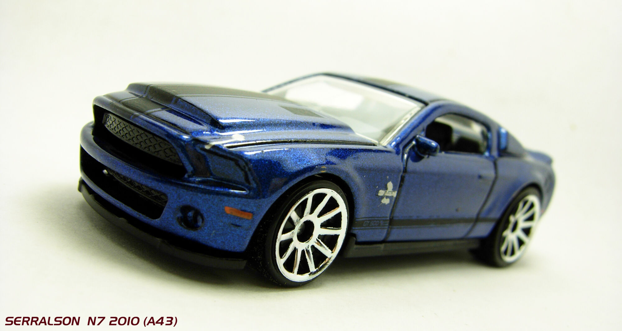 Ford Shelby Gt350r Interior >> '10 Ford Shelby GT500 Super Snake | Hot Wheels Wiki ...