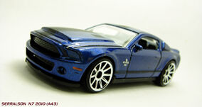 GT 500 SUPER SNAKE 2011 B