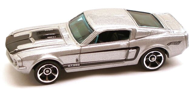 File:67shelbyGT500 Muscle Silver.JPG