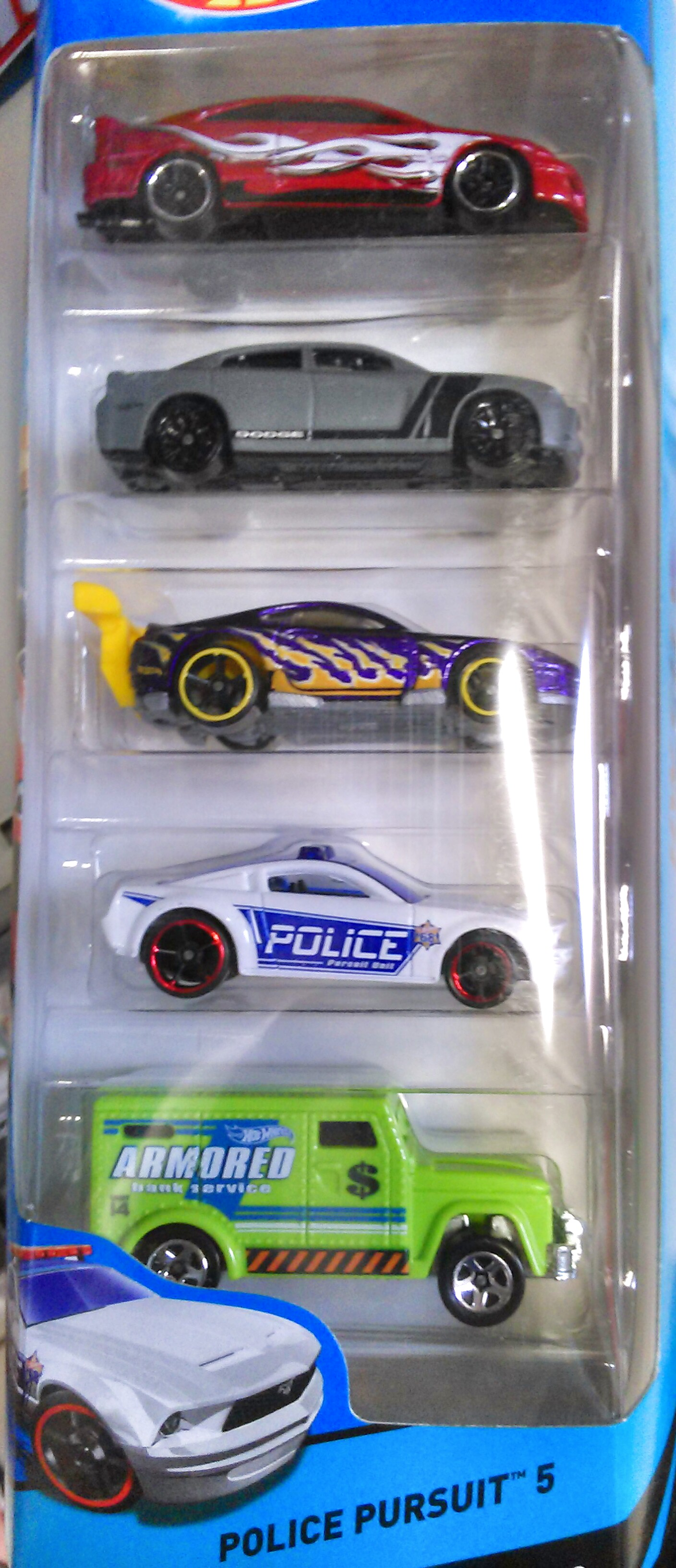 Police Pursuit 5-Pack (2014)
