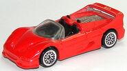 Ferrari F50 Spider Red