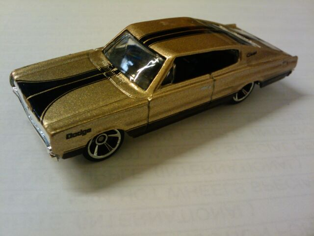File:67 Dodge charger gold.jpg