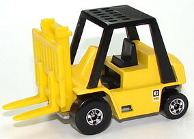 CAT Forklift YeTmpo