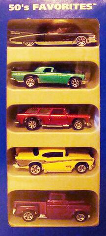 File:50's Favorites 5 Pack.jpg