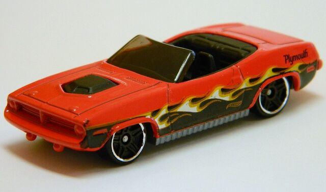 File:Plymouth Barracuda Convertible.jpg