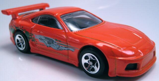 File:Toyota Supra orange 2013 Street Power.JPG