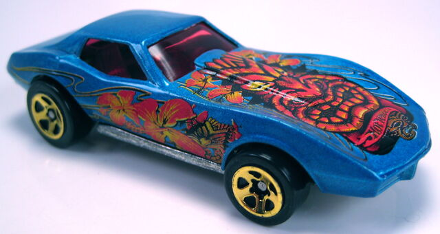 File:Corvette stingray tiki blasters 5 pack 2003.JPG