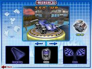 Shadow Jet II was Playable in Hot Wheels Mechanix PC 2000 Kung Fu Force Series