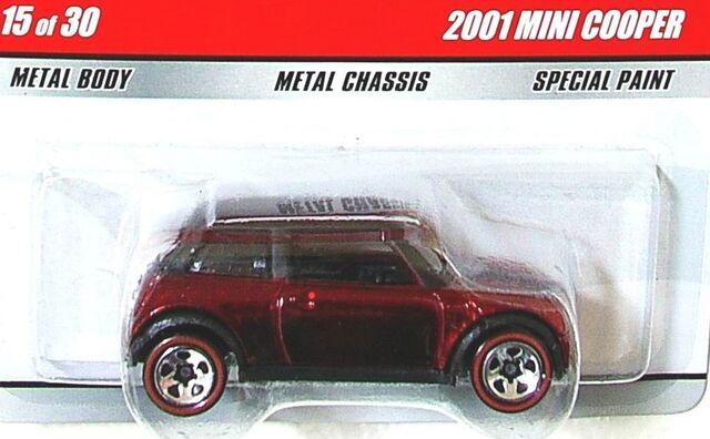 File:2001 Mini Cooper Classics 5 Dark Red.jpg