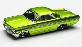 '62 Pontiac Bonneville thumb