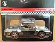 HW RLC DeLorean DMC-12 3