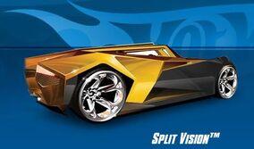 Split Vision Josh Henson