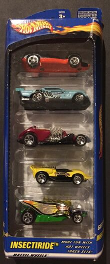 Insectiride 5-Pack 2002