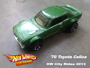 70 Toyota Celica 2013