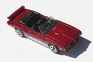 2008-029 70 Pontiac GTO Dark Red