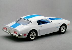 30th Anniversary '70s Muscle Cars