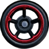 Chrome Red & Black OH5SP