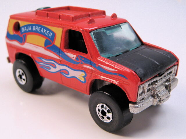 File:Baja breaker orange metallic, BW, metal MAL base.JPG