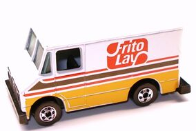 Delivery fritolay