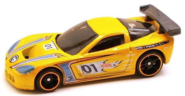 File:CorvetteC6R racing yellow.JPG