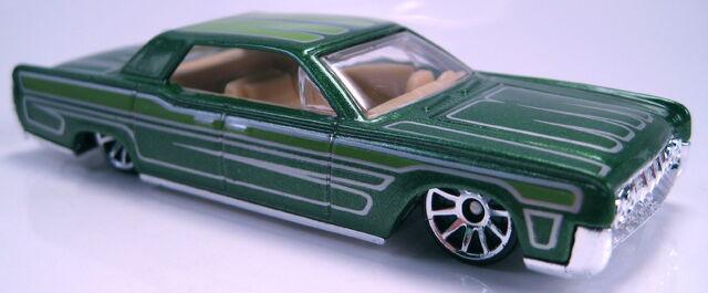 File:64 Lincoln Continental HW showroom 2013 HW Garage.JPG