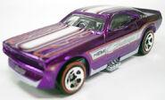 Challenger Funny Car - Classics Purple