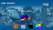 Sharkruiser Track Attack