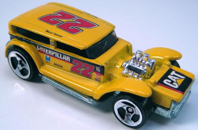 File:The demon NASCAR catapillar 3sp wheels metal Thailand base.JPG