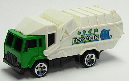 File:Recycling Truck GrnWht.JPG