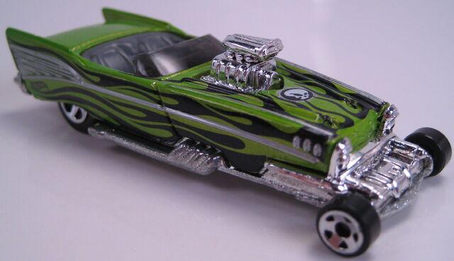 File:'57 Roadster green metallic wastelanders series.JPG