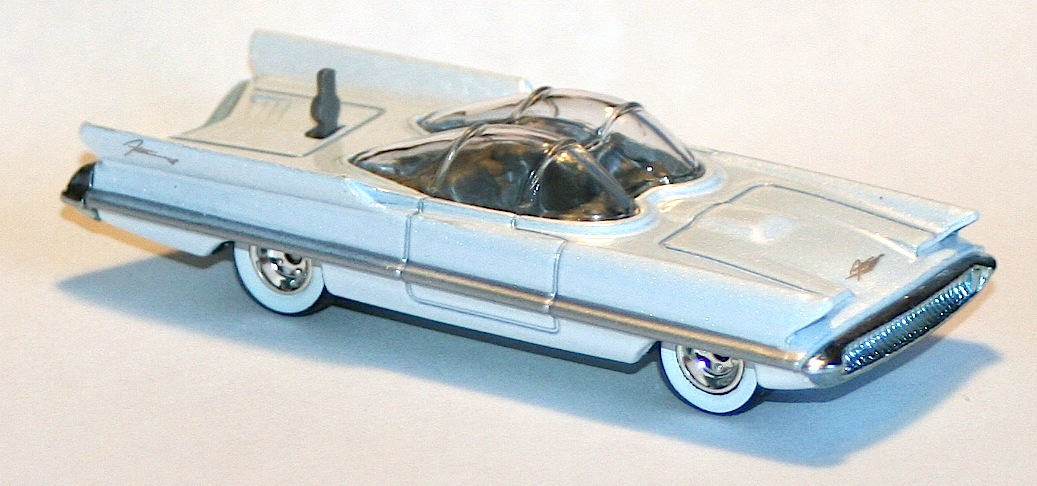 55 Lincoln Futura Concept Hot Wheels Wiki Fandom