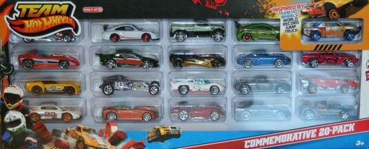 TeamHotWheels20Pack