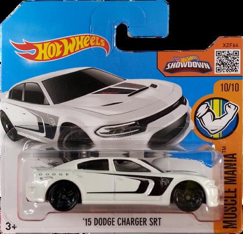 File:'15 Dodge Charger SRT package front.png