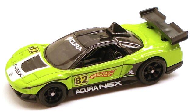 File:AcuraNSX speed green.JPG