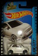Fiat 500 hw
