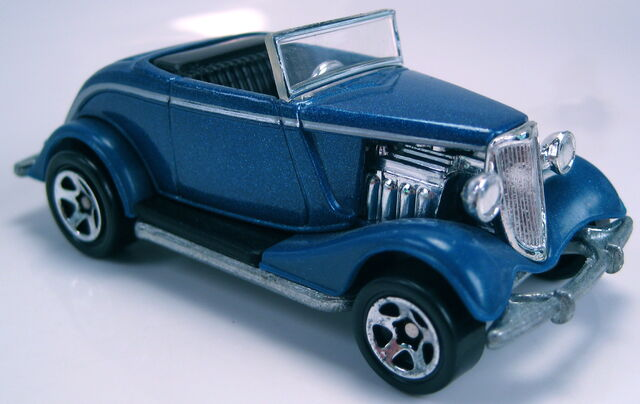 File:33 ford roadster Home improvement action pack 1997.JPG