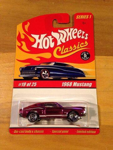 File:Pink 68 Mustang.jpg