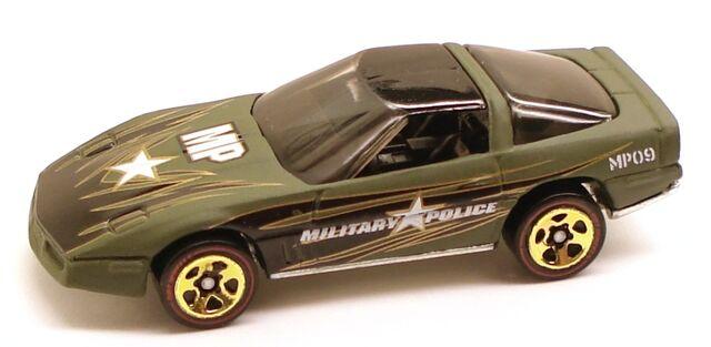 File:80sCorvette MilitaryRods.JPG