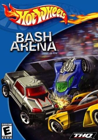 File:Hot Wheels Bash Arena--cdcovers cc--front.jpg