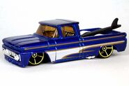 Custom '62 Chevy Pickup - 5583df