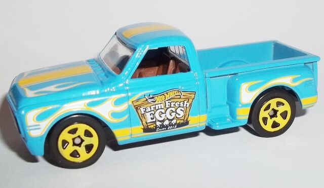 File:HW-2015 Happy Easter-06-Custom '69 Chevy Pickup.jpg