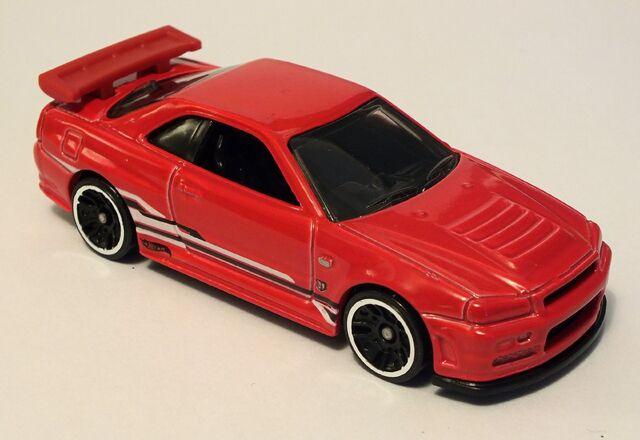 File:2013 Nissan Skyline GT-R R34.jpg