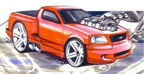 Ford Lightning Dave W