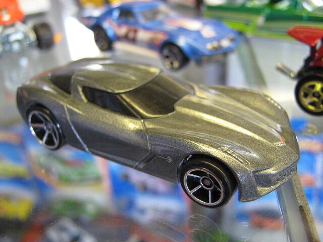 File:'09 Corvette Stingray Concept 2010.jpg