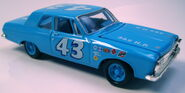 63 plymouth belvedere petty racing