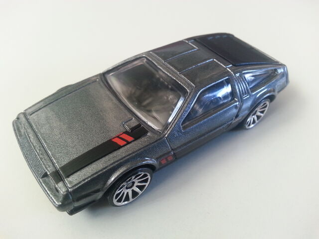 File:'81 DeLorean DMC-12 side.jpg
